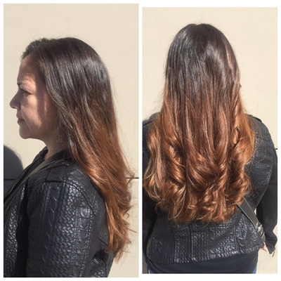 Hair Color Trends Ombre, Balayage, Splashlights